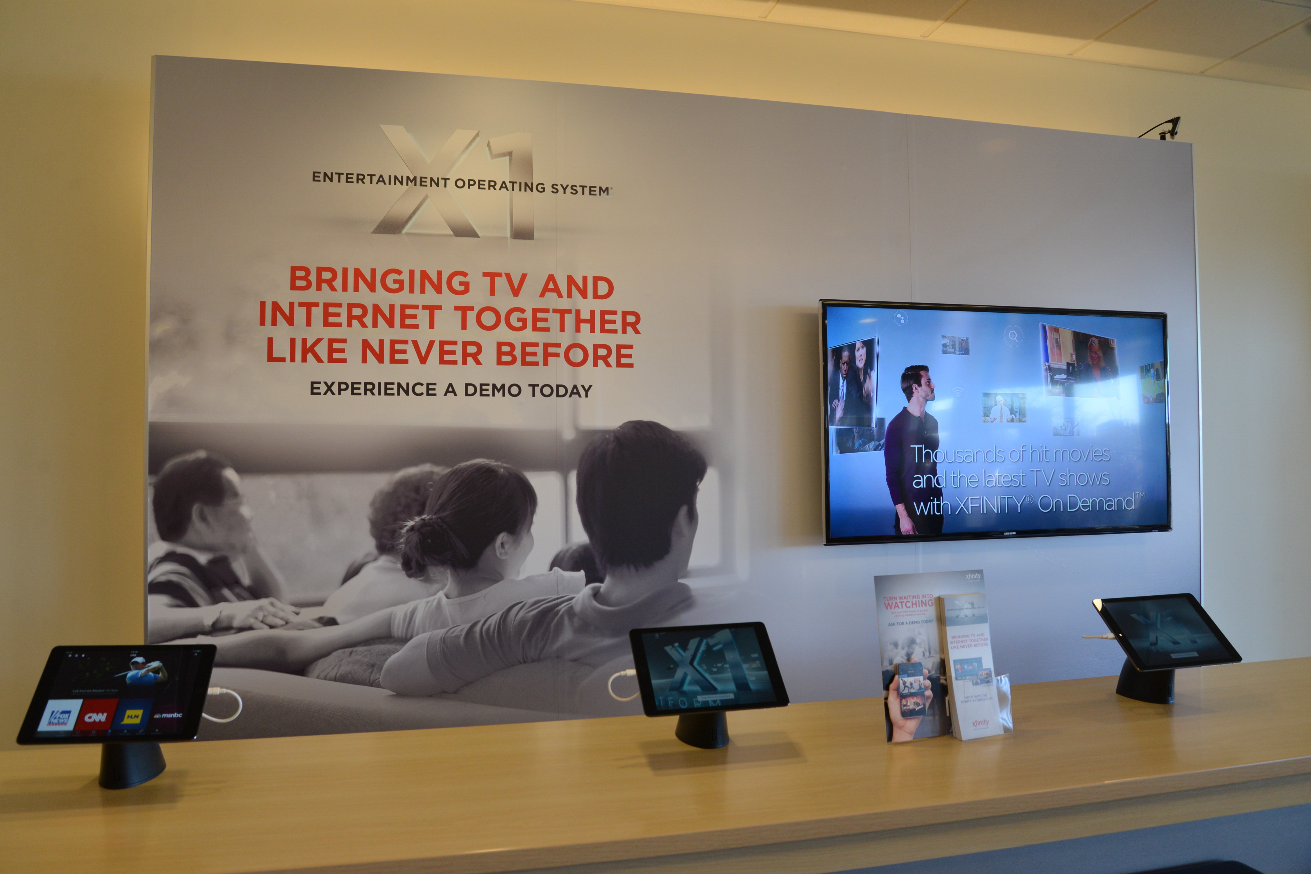 Comcast To Open Its Second Illinois Xfinity Store In Morton Grove In Late Spring Comcast